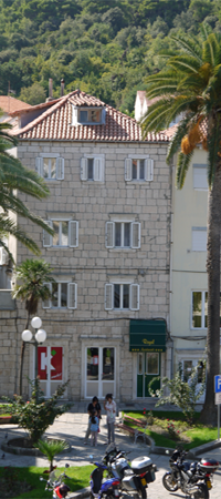 apartment for rent korcula